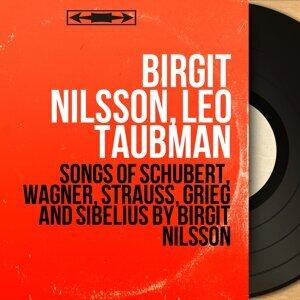 Birgit Nilsson, Leo Taubman アーティスト写真