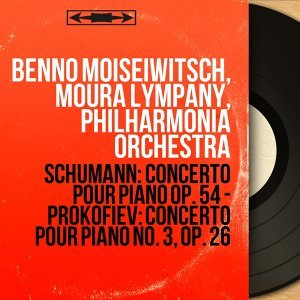 Benno Moiseiwitsch, Moura Lympany, Philharmonia Orchestra 歌手頭像