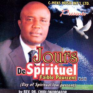 Rev. Dr. Chidi Okoroafor アーティスト写真