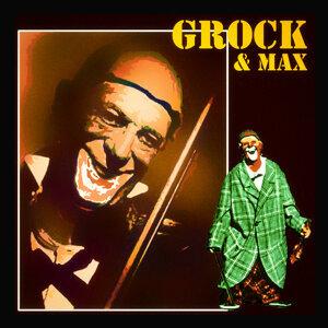 Grock & Max アーティスト写真