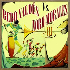 Bebo Valdes & Noro Morales アーティスト写真