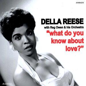 Della Reese & Reg Owen Orchestra アーティスト写真