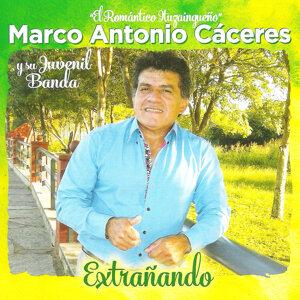 Marco Antonio Cáceres y su Banda アーティスト写真