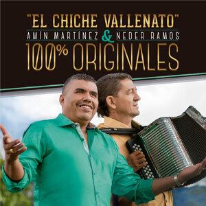 """Amin Martinez """"El Chiche Vallenato"""" & Neder Ramos 歌手頭像"""
