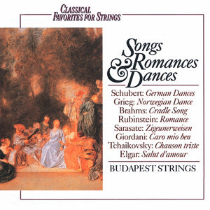 Budapest Strings, Bela Banfalvi & Karoly Botvay 歌手頭像