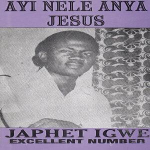 Japhet Igwe '88 アーティスト写真