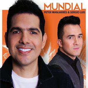 Peter Manjarres y Sergio Luis Rodriguez