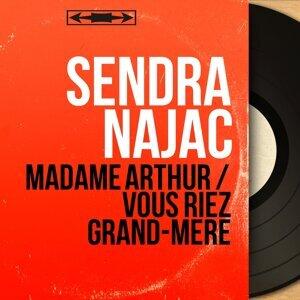 Sendra Najac アーティスト写真