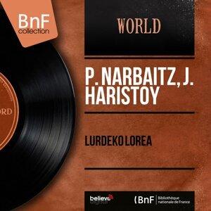 P. Narbaïtz, J. Haristoy 歌手頭像