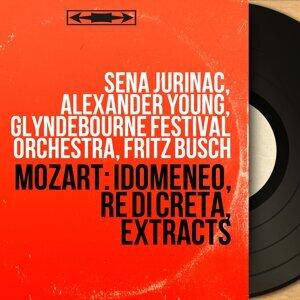 Sena Jurinac, Alexander Young, Glyndebourne Festival Orchestra, Fritz Busch 歌手頭像