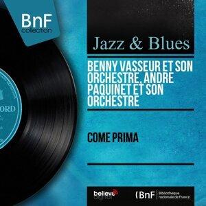 Benny Vasseur et son orchestre, André Paquinet et son orchestre アーティスト写真