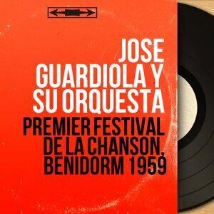 Jose Guardiola y Su Orquesta アーティスト写真