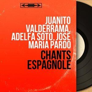 Juanito Valderrama, Adelfa Soto, José Maria Pardo アーティスト写真