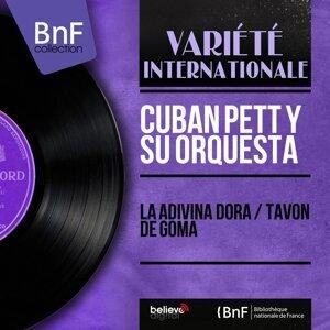 Cuban Pett y Su Orquesta アーティスト写真