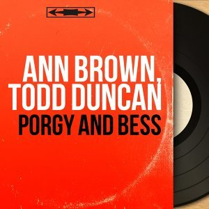 Ann Brown, Todd Duncan 歌手頭像