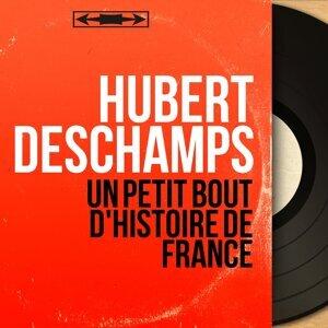 Hubert Deschamps アーティスト写真