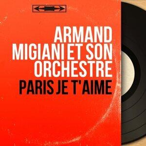 Armand Migiani et son orchestre アーティスト写真
