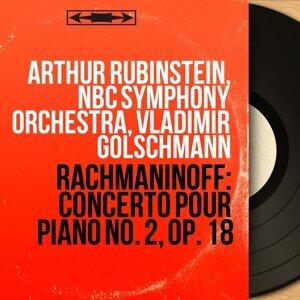 Arthur Rubinstein, NBC Symphony Orchestra, Vladimir Golschmann 歌手頭像