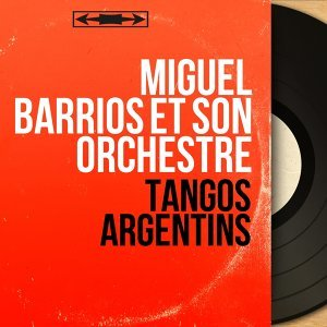 Miguel Barrios et son orchestre アーティスト写真