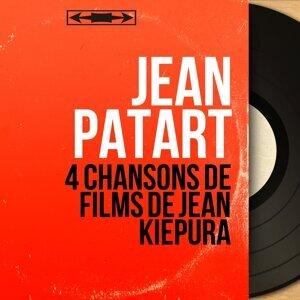 Jean Patart アーティスト写真