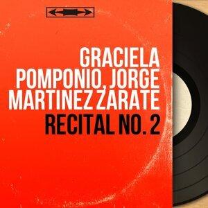 Graciela Pomponio, Jorge Martínez Zárate 歌手頭像
