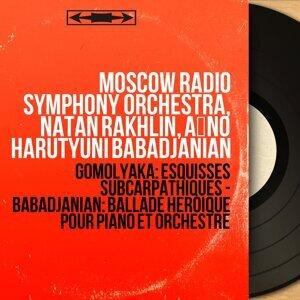 Moscow Radio Symphony Orchestra, Natan Rakhlin, Aṙno Harutyuni Babadjanian アーティスト写真