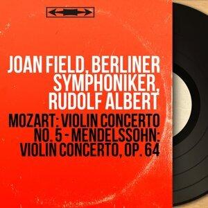 Joan Field, Berliner Symphoniker, Rudolf Albert 歌手頭像