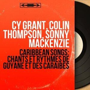 Cy Grant, Colin Thompson, Sonny Mackenzie アーティスト写真