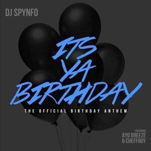 DJ Spynfo 歌手頭像