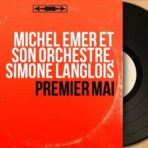 Michel Emer et son orchestre, Simone Langlois 歌手頭像