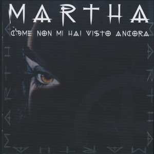 Martha 歌手頭像