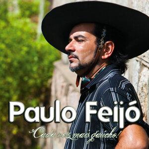 Paulo Feijó アーティスト写真