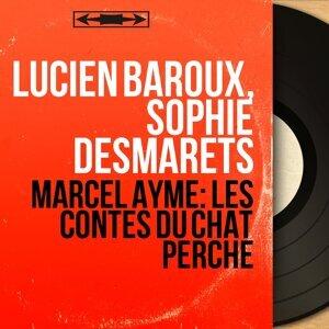 Lucien Baroux, Sophie Desmarets アーティスト写真
