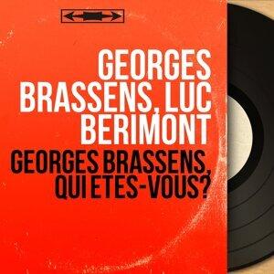 Georges Brassens, Luc Berimont 歌手頭像