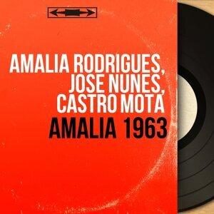 Amalia Rodrigues, José Nunes, Castro Mota 歌手頭像