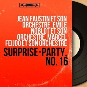 Jean Faustin et son orchestre, Émile Noblot et son orchestre, Marcel Feijoo et son orchestre 歌手頭像