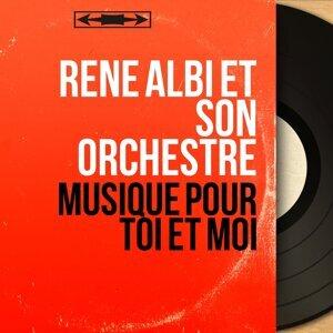 René Albi et son orchestre アーティスト写真