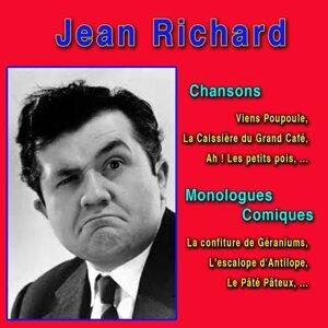 Jean Richard 歌手頭像