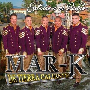 LA MAR-K DE TIERRA CALIENTE 歌手頭像