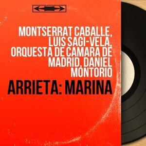 Montserrat Caballé, Luis Sagi-Vela, Orquesta de Cámara de Madrid, Daniel Montorio 歌手頭像