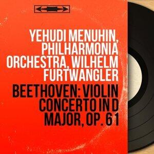 Yehudi Menuhin, Philharmonia Orchestra, Wilhelm Furtwängler 歌手頭像