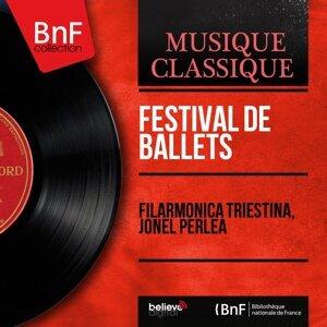Filarmonica Triestina, Jonel Perlea アーティスト写真