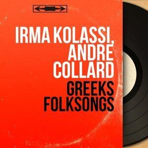 Irma Kolassi, André Collard 歌手頭像