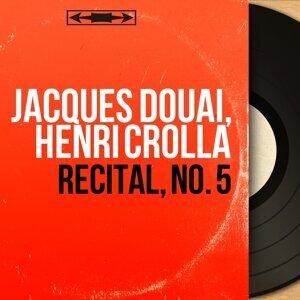 Jacques Douai, Henri Crolla 歌手頭像