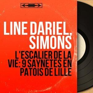 Line Dariel, Simons アーティスト写真
