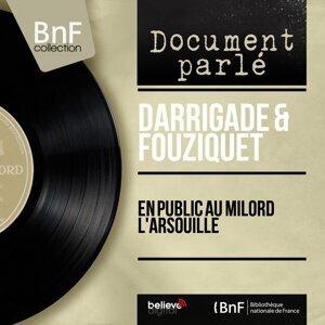 Darrigade & Fouziquet アーティスト写真