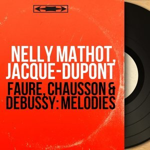 Nelly Mathot, Jacque-Dupont アーティスト写真