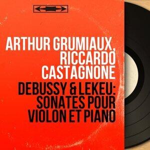Arthur Grumiaux, Riccardo Castagnone 歌手頭像