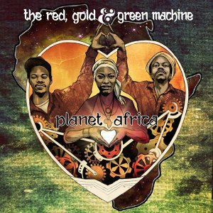 The Red Gold & Green Machine 歌手頭像