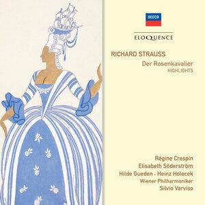 Régine Crespin,Heinz Holecek,Hilde Gueden,Elisabeth Söderström,Silvio Varviso,Wiener Philharmoniker 歌手頭像